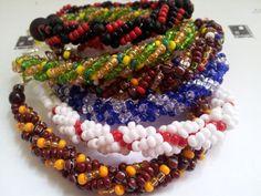 Santeria Beaded Bracelet Orula Elegua Obatala by OshaDesigns, $14.99 - Ildes de Santo