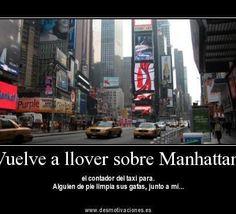 Manhattan...