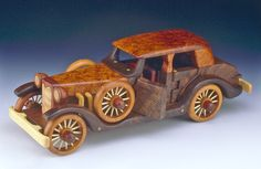 Steve Baldwin, ACE #wood artist 2011