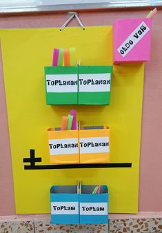 Eldeli toplama işlemi...Cannur Haznedar Addition Activities, Math Addition, Activity Centers, Activity Games, Math Activities, Teaching Tools, Teaching Math, Maths, Math Boards