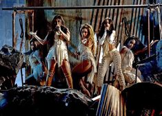 Fifth Harmony performing That's My Girl on the #AMAs  Pinterest: @Kayla5H