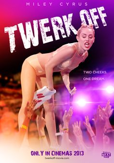 News Stories Not Coming Soon to Theaters: Twerk Off http://www.nextmovie.com/blog/news-story-movie-posters/