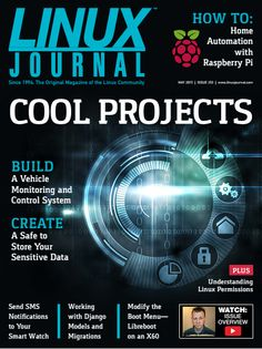 Linux Journal USA - May 2015 | BlackPerl