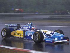 1995 Benetton B195 - Renault (Michael Schumacher)