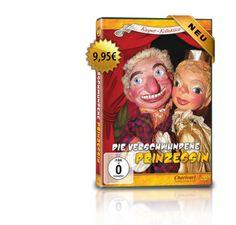 Kasper Kollektion: Die verschwundene Prinzessin - DVD  Im Königreich Zuckerland herrscht Trauer. Die Prinzessin Marzipan wurde im großen, großen Wald von wilden Tieren angefallen. Der König weiß nicht, wie er es seiner Frau sagen soll...