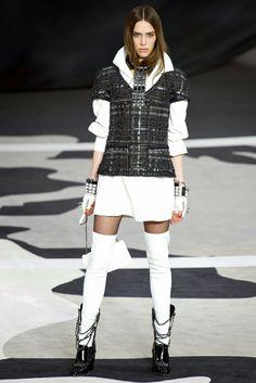 Chanel Monochrome