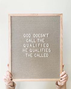 Christian Quote | Letterboard Quote | Letterpoet Letterboards | Camrose, AB