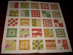 Quilt-along quilt. Tutorial by Ohfransson!