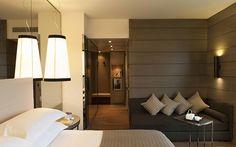 2012 European Hotel Design Award :  Starhotels E.c.h.o. Milan ITALY