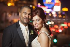 Las Vegas Strip Elopement Photos