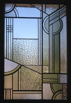 Stained Glass Art Deco - The Light Steward Stained Glass Designs, Stained Glass Panels, Stained Glass Projects, Stained Glass Patterns, Stained Glass Art, Broken Glass Art, Sea Glass Art, Glass Wall Art, Mosaic Glass