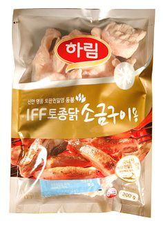 하림, '하림 IFF 토종닭 소금구이'