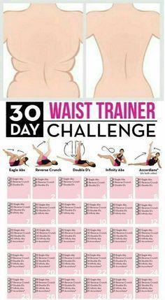 #30daywaisttrainer