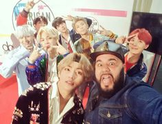 BTS At The AMAs!! ❤ (It feels unreal, but it's too real~ I'm sorry is this a dream? HISTORY, I REPEAT HISTORY HAS BEEN MADE! Our boy's, ARMYs love you so much! We are so so so proud! Thank you ARMYs, thank you BTS, thank you everyone who made this dream come true, thank YOU and love yourself~~! 171119) #BTS #방탄소년단