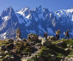 Frankreich im Überblick!   Majestätische Alpen!  France Magazine July 2016 - Seite 9