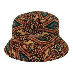 6c9a195d926 KB Ethos Bucket Fashion Print Hat Cap Unisex New Cotton Easy ONE SIZE FIT