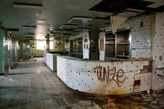 Abandoned Edgewater Hospital series. http://www.flickr.com/photos/kenfagerdotcom/sets/72157625981858222/