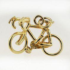Silver Charm Bracelet, Charm Bracelets, Silver Charms, Golden Bike, Beach Design, Kids Jewelry, Road Bike, Jewelry Stores, Gold Rings