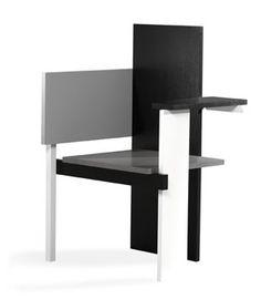 Berlin chair  by Gerrit Rietveld