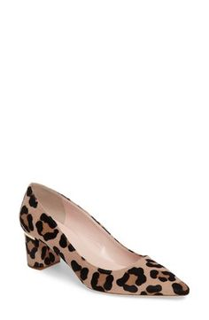 06030ed3582611 leopard shoes pumps flats Pumps, Luipaardschoenen, Werkkleding, Milaan,  Poesje Hielen, Eigentijdse