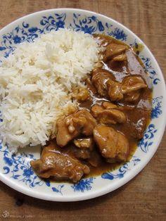 Kuracie kúsky s dubákmi No Salt Recipes, Chicken Wings, Stuffed Mushrooms, Beef, Ethnic Recipes, Indie, Food, Button, Kochen