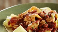 California Walnut (Meat Free) Bolognese