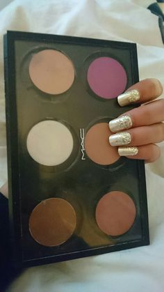 My Mac Cream Color Base Contouring Palette  #Mac #nails #Inspiration