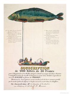 dirigible fish
