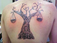 50 Creative Libra Tattoo Designs for Guys