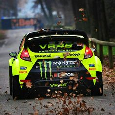 Vale, Monza Rally Show 2016