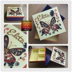 (1) Platinumsky's Quilling