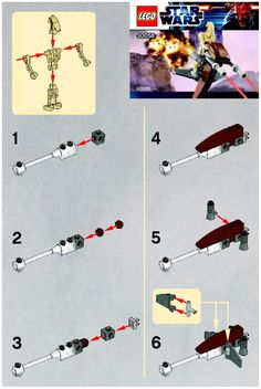 LEGO 2014 - Star Wars Microfighters #LEGO #StarWars # ...