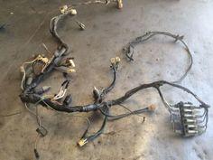 datsun roadster dash wire harness fuse box 1968