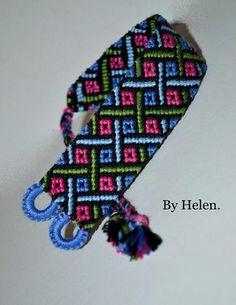 Photo of #24630 by Byhelen - friendship-bracelets.net