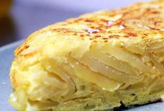 Tortilla Espanola - 123Paleo