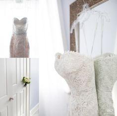 Wedding Dress | White | Lace | Bride | Wedding Day | Crooked Lake House | Country Wedding | Bride & Groom | Love | Fall Wedding © Matt Ramos Photography