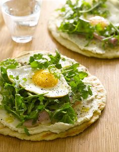 Crispy Breakfast Pita from Weeknights with Giada by Giada De Laurentiis by The Recipe Club,