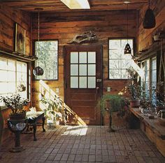 brick floor mud room madness from handmade houses