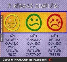 """""""O GRITO DO BICHO"""": Gotas de aprendizado - As 3 regras simples #ogritodobicho#falabicho"""