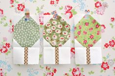 ❤ =^..^= ❤ MessyJesse: Quilty Fun Sew Along and Blog Tour: Week 8 | Trees