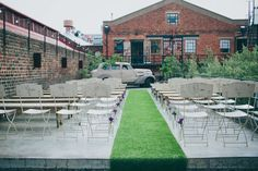 Arts on Main Rooftop Wedding Venue from our 10 Lovely Johannesburg Wedding Venues | Confetti Daydreams ♥  ♥  ♥ LIKE US ON FB: www.facebook.com/confettidaydreams  ♥  ♥  ♥ #Wedding #Johannesburg #WeddingVenue