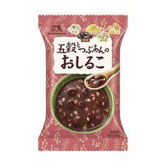 五穀とつぶあんのおしるこ - 食@新製品 - 『新製品』から食の今と明日を見る!