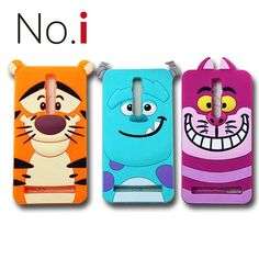 Noi Case Cartoon Series For Capa Asus Zenfone 2 Case Silicone 3D Cute Hard Cartoon Back Cover Capa For Zenfone 2 ZE551ML http://www.aliexpress.com/item/03-5-5-Inch-Flip-Case-For-Asus-Zenfon-2-Leather-Case-Original-Design-Anti-Drop/32345309723.html