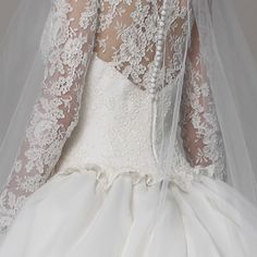 Brides: Lace Wedding Dresses from Spring 2013 | Wedding Dresses | Brides.com....Marchesa