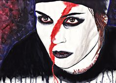 noomi rapace by andreavelazquez on DeviantArt