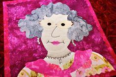 LuAnn Kessi: Fabulous Faces......Granny Girls