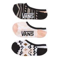 The Geo Tribe Canoodle socks are made with cotton, nylon, and elastane. Vans Shoes Kids, Vans Socks, Cowboy Boots Women, Cowgirl Boots, Western Boots, Riding Boots, Teen Girl Shoes, Sperrys Women, Teen Girl Fashion