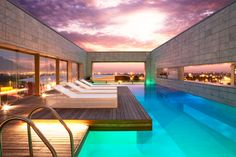 Swimming Pool Interior Designs - Architecture Designz