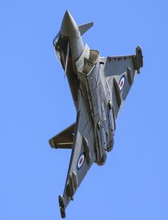 eyestothe-céus: Eurofighter Typhoon - Royal Air Force