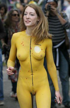 paintedfemales: Kill Bill Painted Females - Cosplay